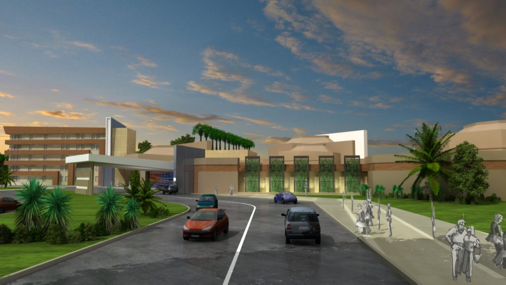Ak-Chin casino expansion rendering